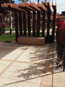 Levante AC en el Hotel Garonda - Molmar Stone